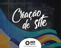 Criação de site - Azz Agência