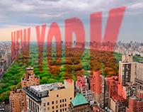 Diseño Publicitario Old New York