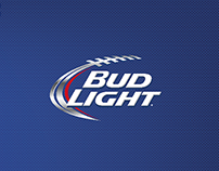 Bud Light Interactive End Zone