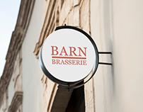 Barn Brasserie - Branding