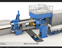 AMS - Extrusion Process Animation