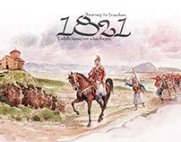 1821 Journey to freedom