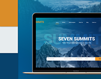 Seven summits trevel agency free sketch