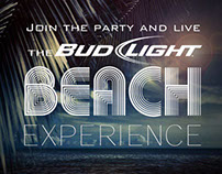 Bud Light  / Beach Experience