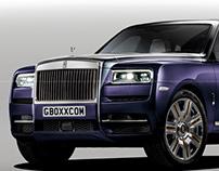 Rolls-Royce Cullinan Midnight Edition
