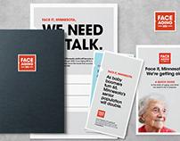 LTCI: Face Aging Campaign