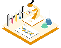 Company website illustration: Life Sciences