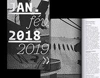 Programme - Saison Culturelle 2018