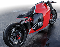 Ducati è rossa monoposto