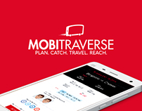 MobiTraverse android app