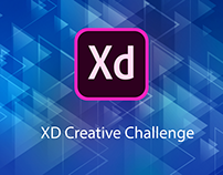 Adobe XD Creative Challenge - 2018 September