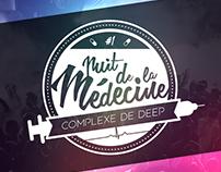 NDLM ▶ Logo & Poster