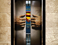 The superman elevator