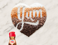 YUM - a Coffee Mate Ad