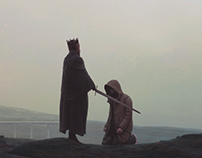 Queen and the knight