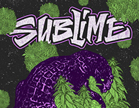 Sublime - Poster