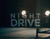 Porsche Night Drive