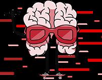 Brain Wave - Skate clothing