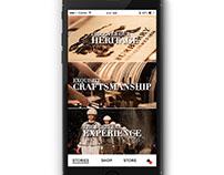 Burberry: Digital Experience App