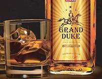 GRAND DUKE Liquor Packaging