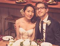 Miho and Chris's Wedding