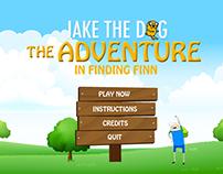 Jake the Dog Interactive Game