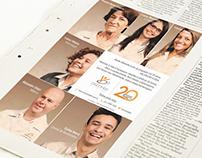 Oncomed BH: Campanha de 20 anos