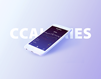 CCALORIES: the mobile application for control calories