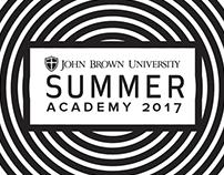 Internship at JBU Admissions