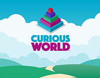 Curious World: Rebranding