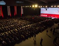 Oracle Cloud World 2017 México / Fotografía y Video