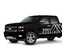 Robis Roofing - Logo & Identity