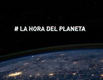 Hora del planeta / Claro
