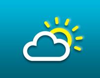 Weather animation icons