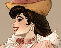 [Sketchpage] Fletcher/Angelica