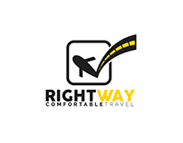 Right Way | Logo Design