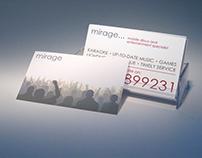 'Mirage' Brand Identity