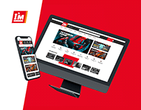 I'M Inter Motors E-commerce Platform