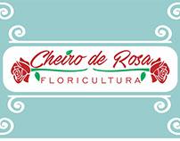Floricultura fictícia Cheiro de rosa