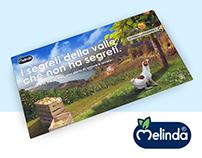Melinda - Landing Page