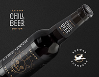 Chill Beer Kormoran Brewery - Packaging Concept Art