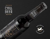 Chill Beer Kormoran Brewery - Packaging Concept Art