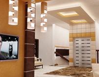 living room KSA