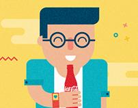 Un día en la vida Coca Cola