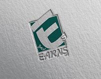 #Earns Logo For links shorten website