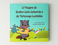 "Children's Book ""Gato Gatarrão"""