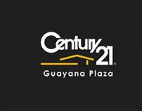 Century21 Guayana Plaza | Animated Spot