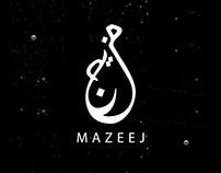 MAZEEJ - LOGO CONCEPT