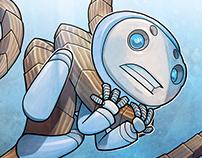 Super Atomic Robot Boy - Master Collection