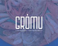 Gròmu - Brand Identity